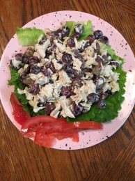 Chicken Salad! My fav!